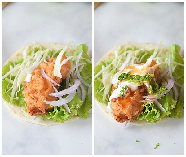 Perfect fried crispy chicken tenders