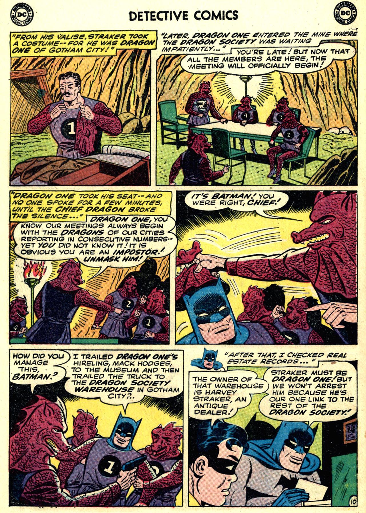 Detective Comics (1937) 273 Page 11