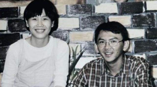 Tak Rela Ahok dan Veronika Tan Berpisah, Netizen Buat Petisi Online Batalkan Gugatan Cerai.....