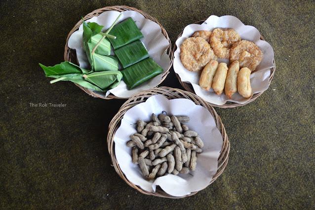 kuliner enak di Suku Osing Desa Kemiren