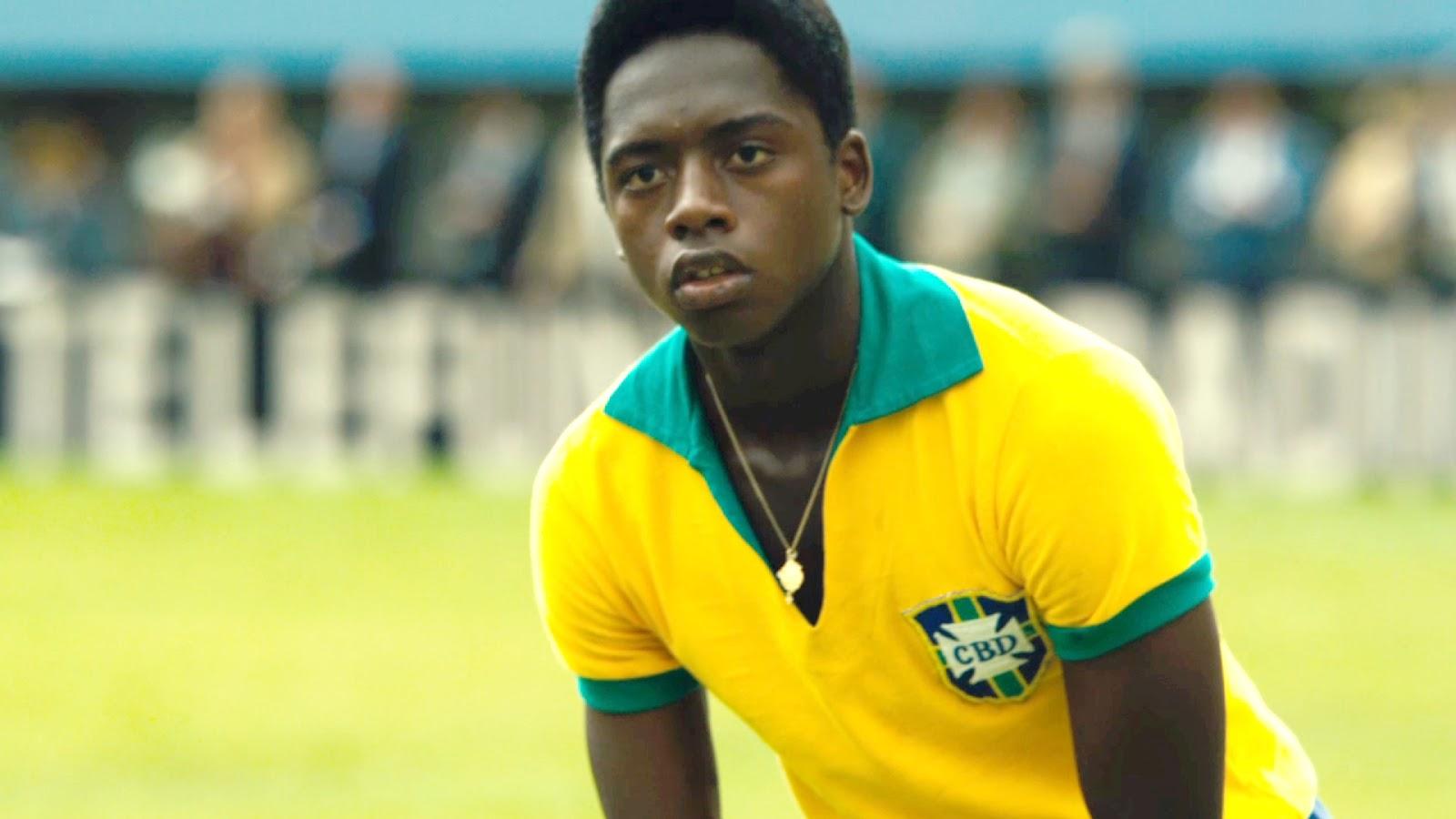 Melihat Riwayat Masa Muda Legenda Sepakbola 'Pele' Lewat Film