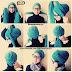 80 Model Tutorial Hijab Paris Ala Ivan Gunawan
