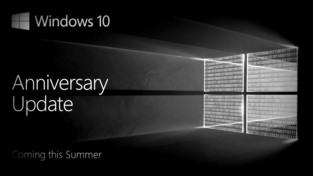 Tema scuro in arrivo su Windows 10 Anniversary Update HTNovo