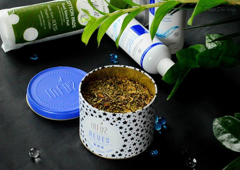 Infuz Herbata REVES spokojny sen