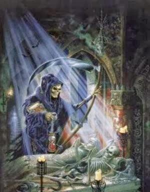 La Santa Muerte: 2013