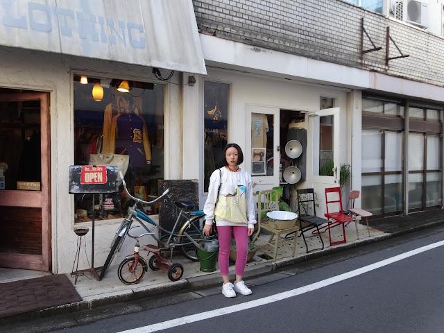 street fashion in tokyo japan