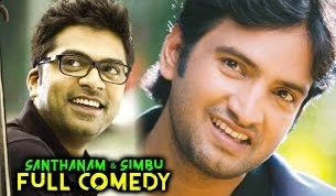 Santhanam Latest Comedy | Manmadhan Full Comedy | Simbu | Tamil Super Comedy