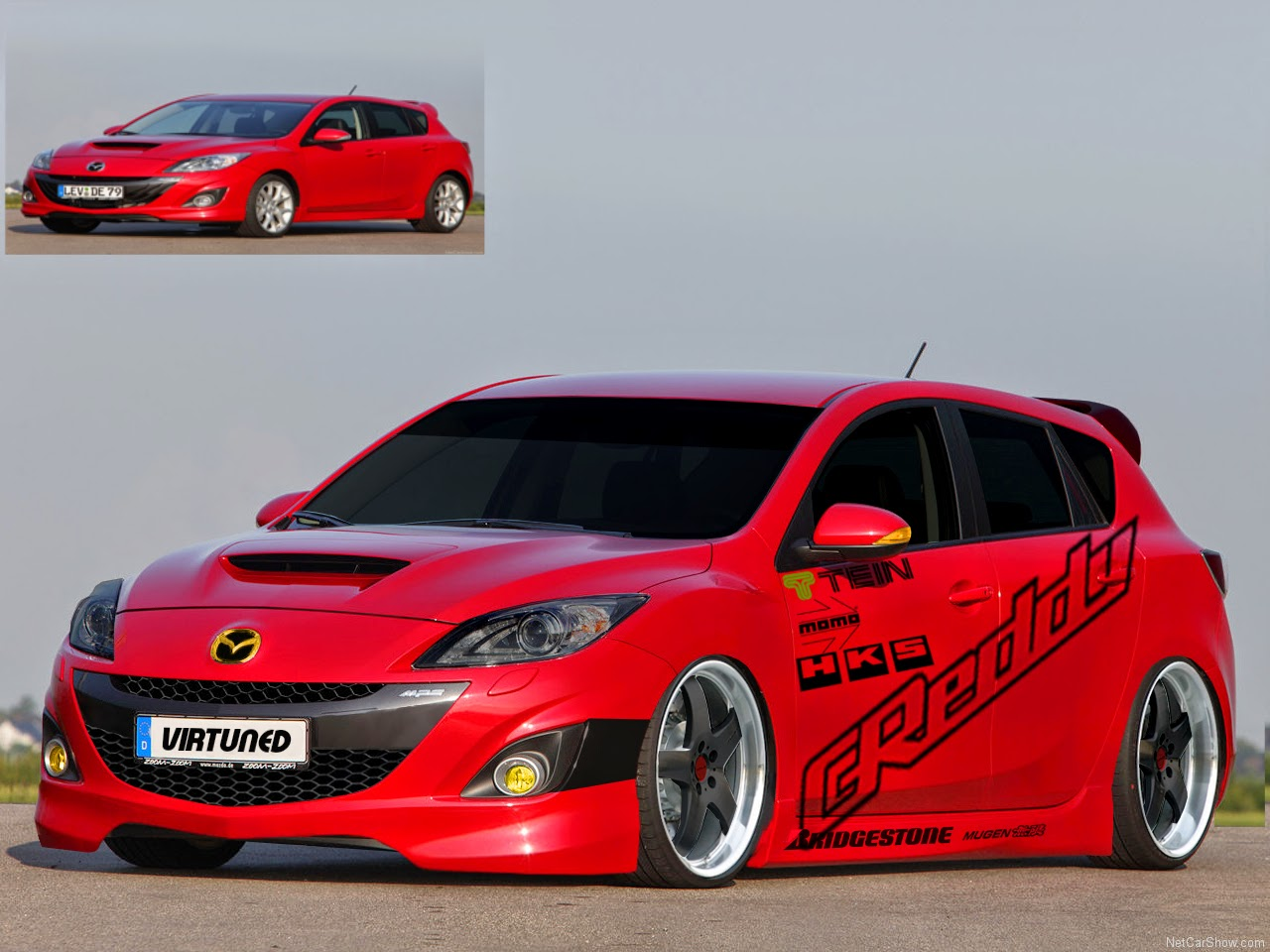 story of car modification in worldwide mazda 3 modified. Black Bedroom Furniture Sets. Home Design Ideas