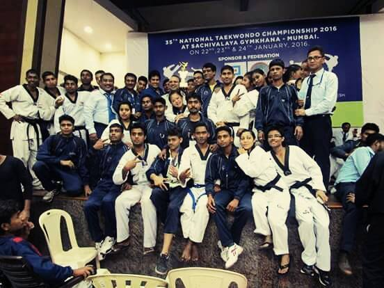 Darjeeling wins eight gold medals in 35th Senior & Junior Taekwondo Championship