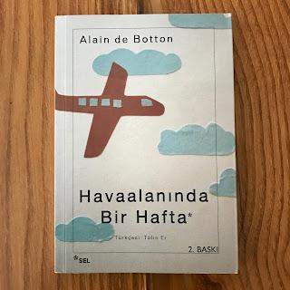 Havalimaninda Bir Hafta - Alain De Botton