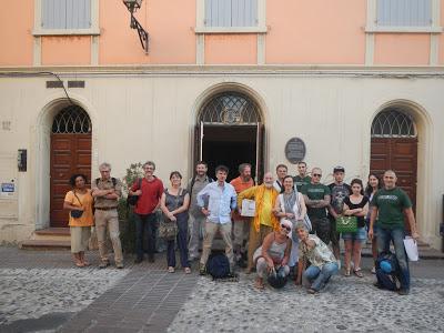 Risultati immagini per incontro collettivo vignola 2013
