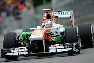 Mexican teen will be first to test new Force India