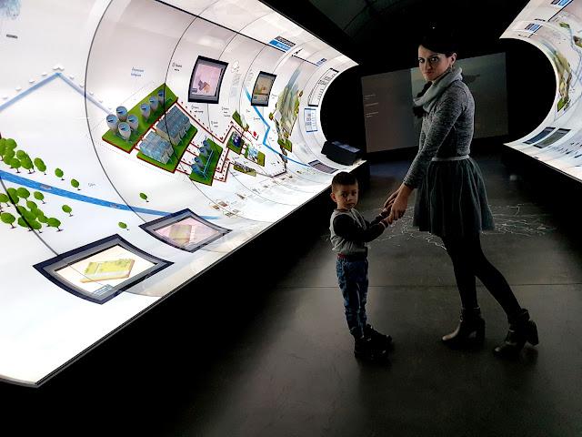 Hydropolis Wrocław - blog parentingowy - atrakcje dla dzieci we Wrocławiu