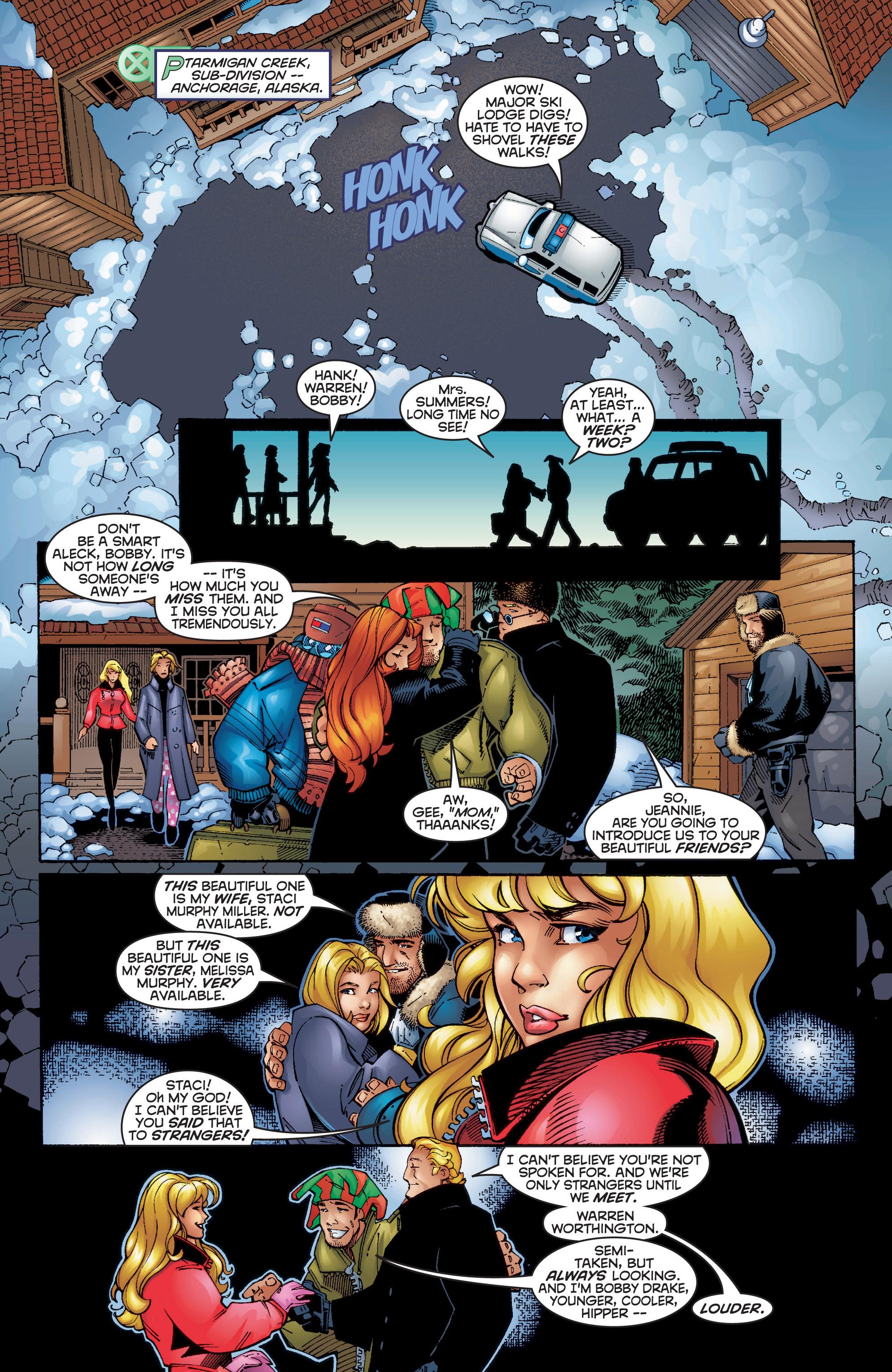 Read online Uncanny X-Men (1963) comic -  Issue #356 - 10