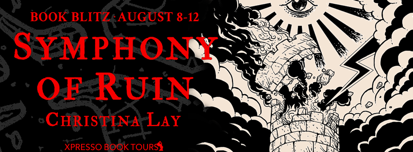 Symphony of Ruin Book Blitz