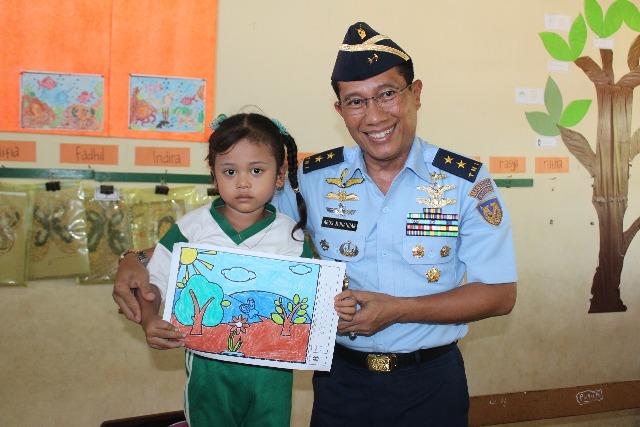 Marsda Agus Munandar, Jenderal TNI Bintang Dua Ternyata Asli Pati