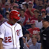 Juan Soto ejected for arguing balls and strikes...before his at-bat (Video)