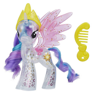 My Little Pony Princess Celestia Fashion Dolls and Accessories