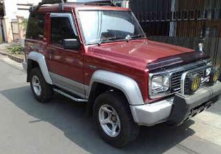 DAIHATSU FEROZA 2 WD 1589cc SUV