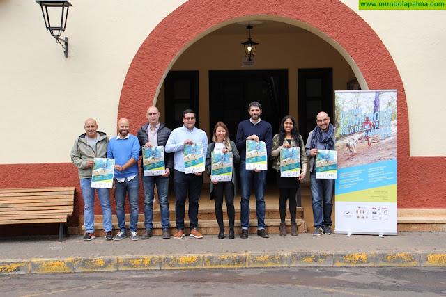 Presentación de la III Copa Canicross Isla de La Palma Haridaira
