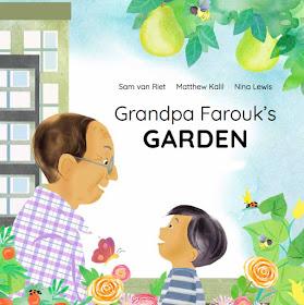 storyberries - funny short stories for kids : Grandpa Farouk's Garden
