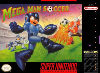 Mega Man Soccer [ SNES ]