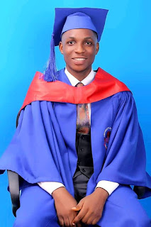 Meet 2019 UNICAL Overall Best Graduating Student with 4.72 CGPA