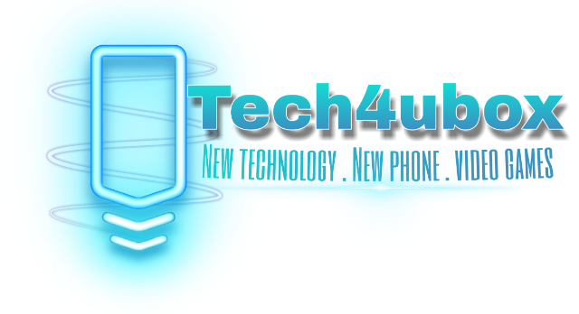 tech4ubox,New Technology,New Phone,Video Games news