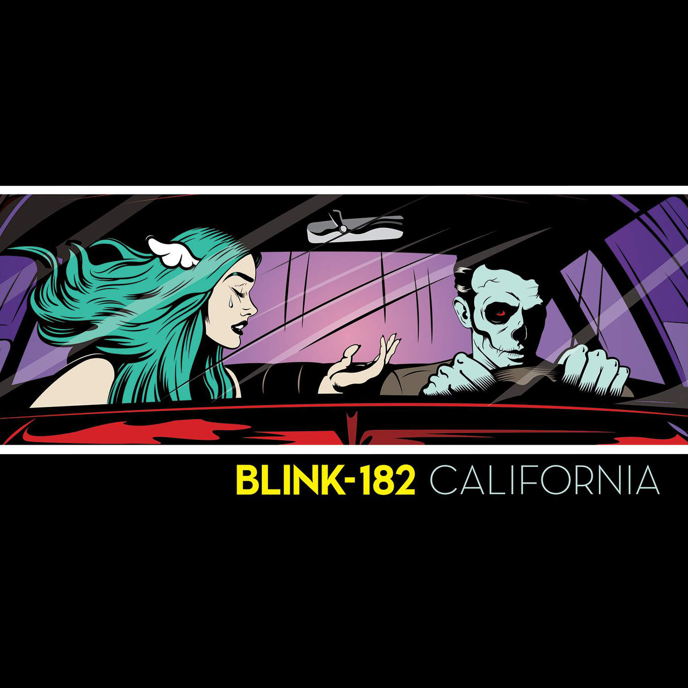 blink-182 - California (Deluxe Edition)