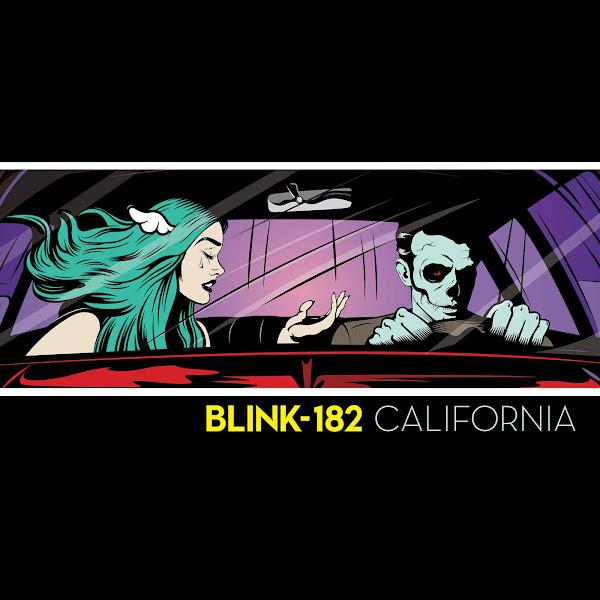 blink-182 - California (Deluxe Edition) Cover