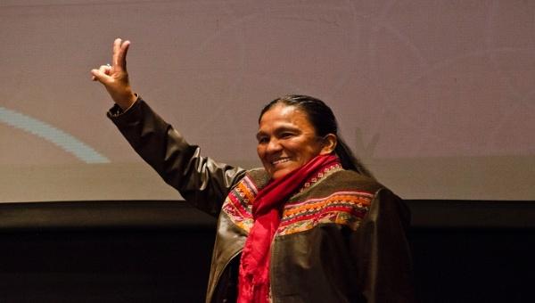 Levantan incomunicación y aislamiento de activista Milagro Sala