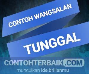 Contoh Wangsalan