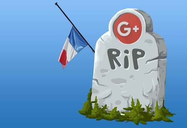 Google France تغلق صفحتها على Google+