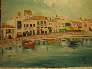 Το Λιμάνι της Άιγηνας 1975