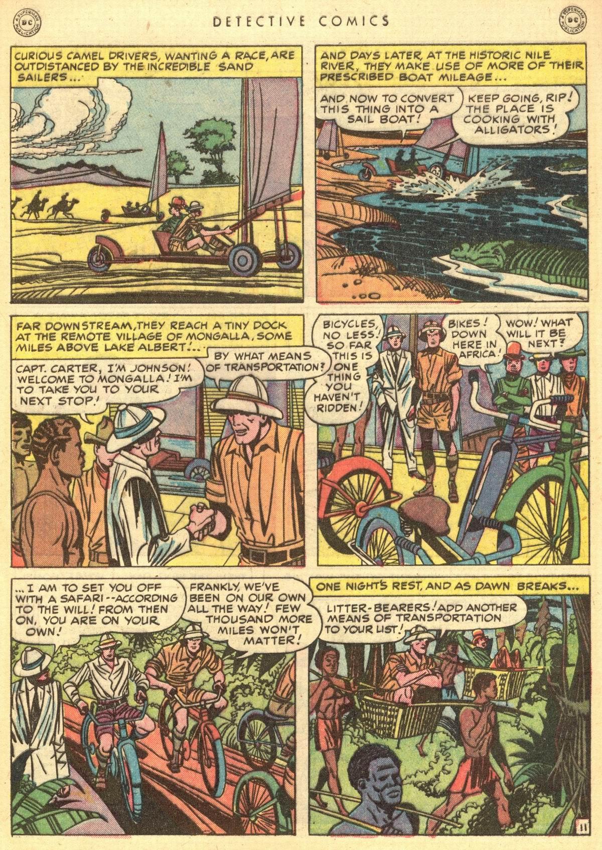 Read online Detective Comics (1937) comic -  Issue #150 - 46