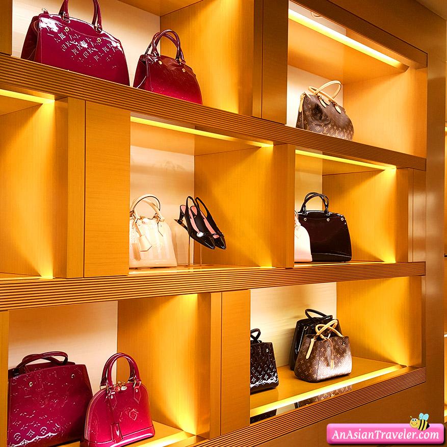 Shopping Galore At Louis Vuitton Greenbelt An Asian Traveler