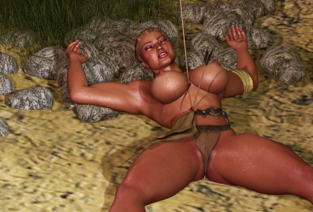Amazonen Hentai