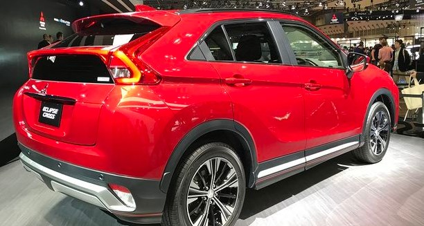 Harga Mitsubishi Eclipse Cross Indonesia