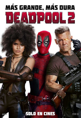 DEADPOOL 2 - Cartel españa