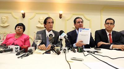 VIDEO: Gobierno continúa diálogo con representantes de la UASD