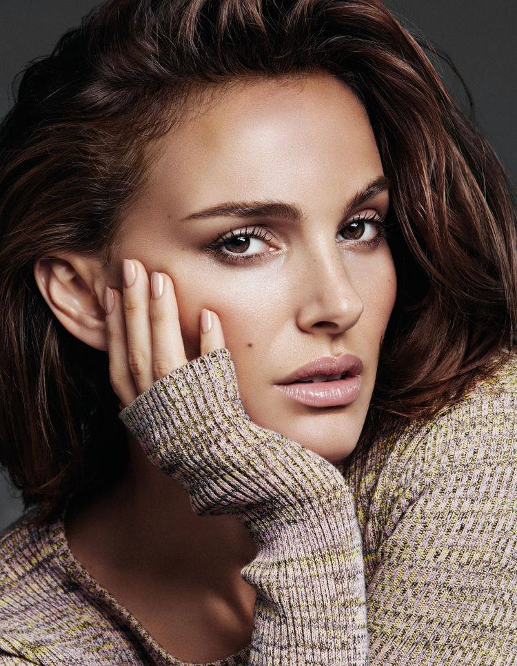 Arts Cross Stitch: Act... Natalie Portman