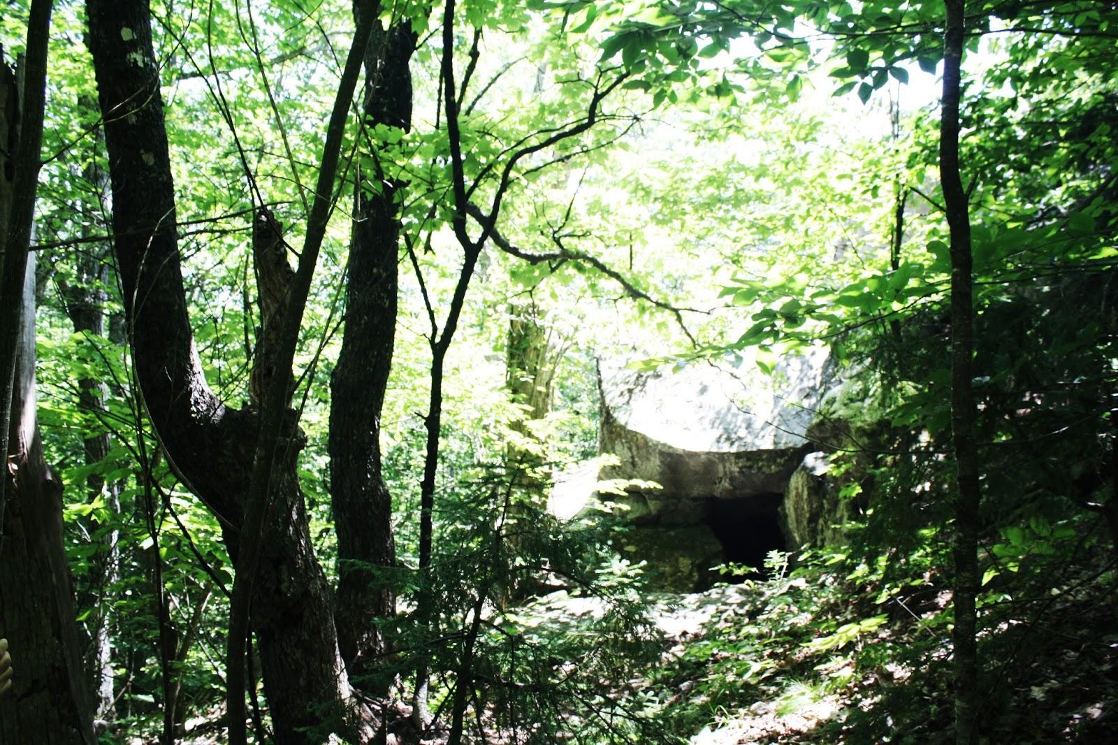 Bald Rock Mountain Trail, things to do near Camden Maine