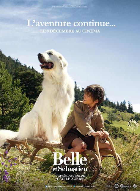 Belle et Sébastien, l'aventure continue (2015) ταινιες online seires oipeirates greek subs