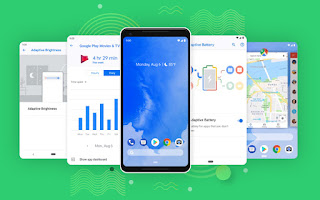 5 Fitur Os Android 9.0 Pie