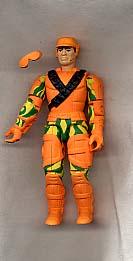 1993 Mega Marines Clutch, Unproduced, Prototype,