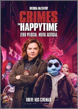 Crimes em Happytime Dublado