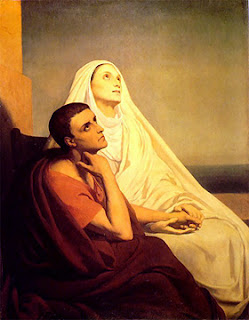 Saint Monica, Patron Saint of Modern Mothers, St Augustine, Modern Motherhood