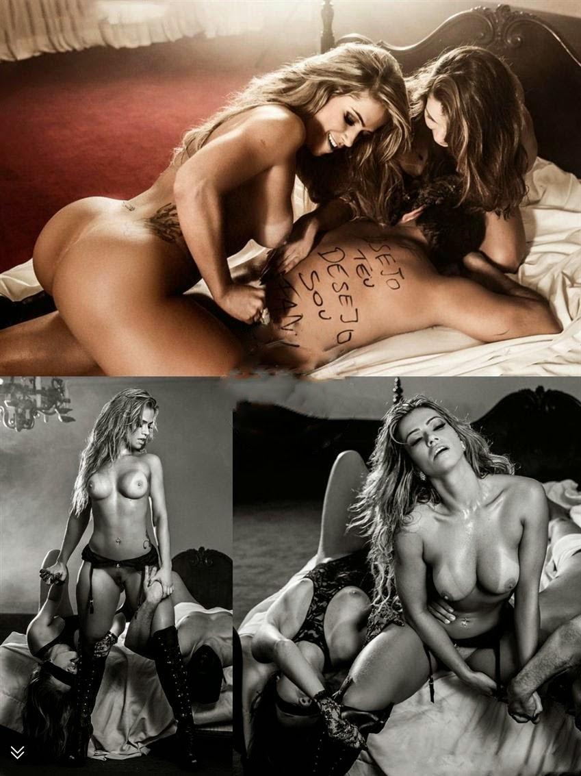 Gigi Naked