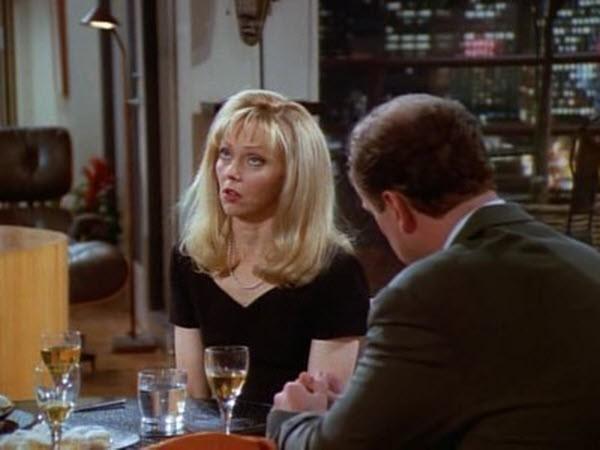 Frasier - Season 3 Episode 14: The Show Where Diane Comes Back