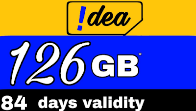 idea data 126gb